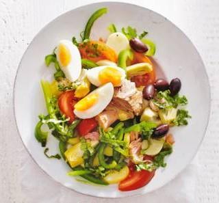6. Salade Nicoise 1