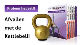 Strakkebuispieren Kettlebell Workout
