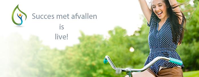 succesmetafvallen.nl staat live!