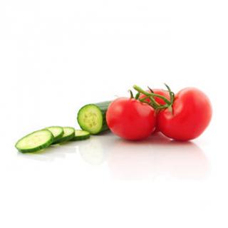 Komkommer-tomaat-smoothie